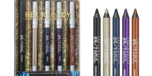 Urban Decay Travel Eye Pencil Set Just $14.50 on Ulta.com ($79 Value)