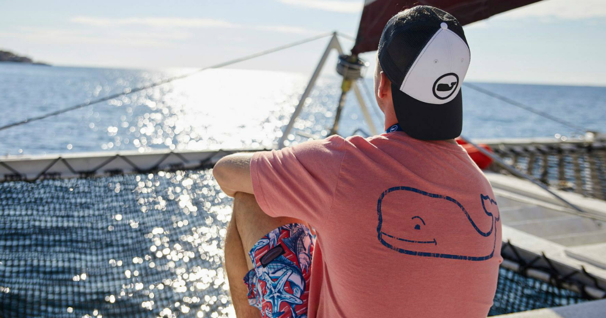 Vineyard Vines Collection Is Coming To Target This May