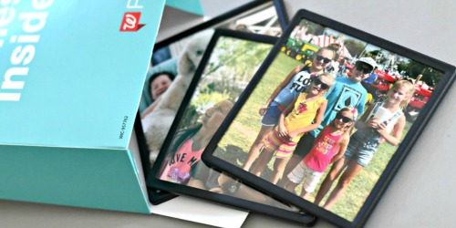Up to 75% Off Photo Deals at Walgreens + FREE Store Pickup ($2.45 Framed Magnets, $4.25 Wood Panels & More)