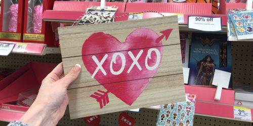 90% Off Valentine's Clearance at Walgreens