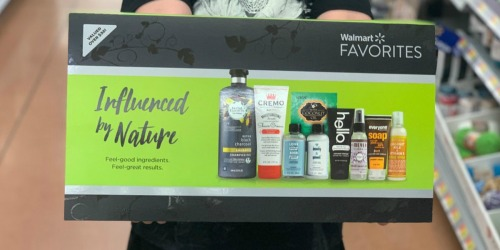 Walmart Beauty Favorites Beauty Boxes Only $9.88