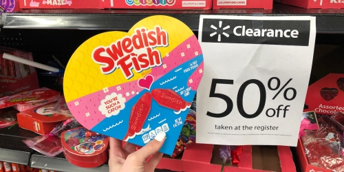 50% Off Valentine's Day Candy & Flowers at Walmart
