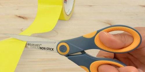 Westcott 8″ Titanium Bonded Scissors 2-Pack Only $5.59 Shipped (Regularly $22)