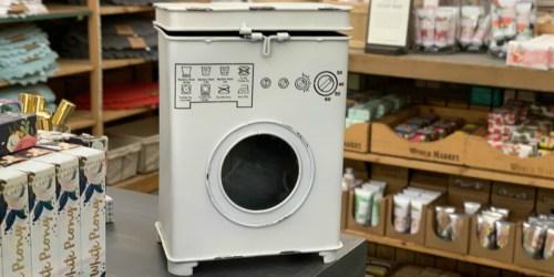 Cost Plus World Market Laundry Storage BoxOnly $13.59 (Regularly $20) + More Fun Finds