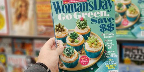 Complimentary Magazine Subscriptions   2-Year Woman's Day or Veranda
