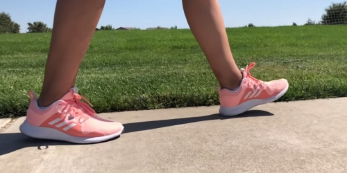 Adidas Women's Edge Bounce Running Shoes Only $29.50 Shipped (Regularly $100)