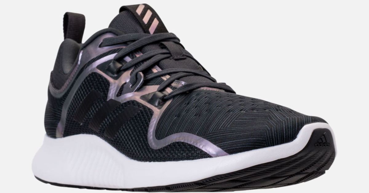 best service 0113f 14f11 For a limited time, head over to FinishLine.com and score these Adidas  Womens Edge Bounce Running Shoes for just 22.50 (regularly 99.99) when  you use the ...
