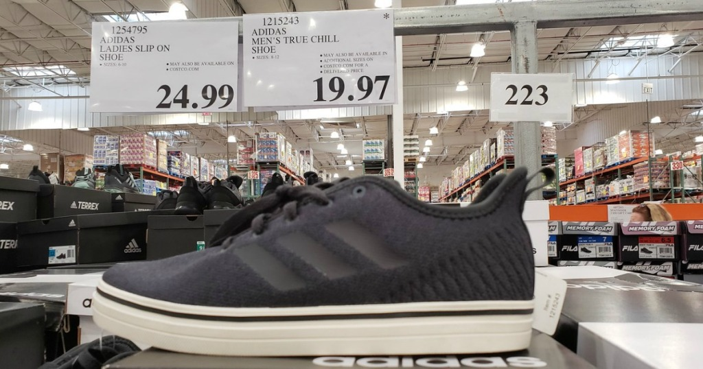 adidas Men s Shoes Only  19.97 For Costco Members - Hip2Save fc5a878eda34