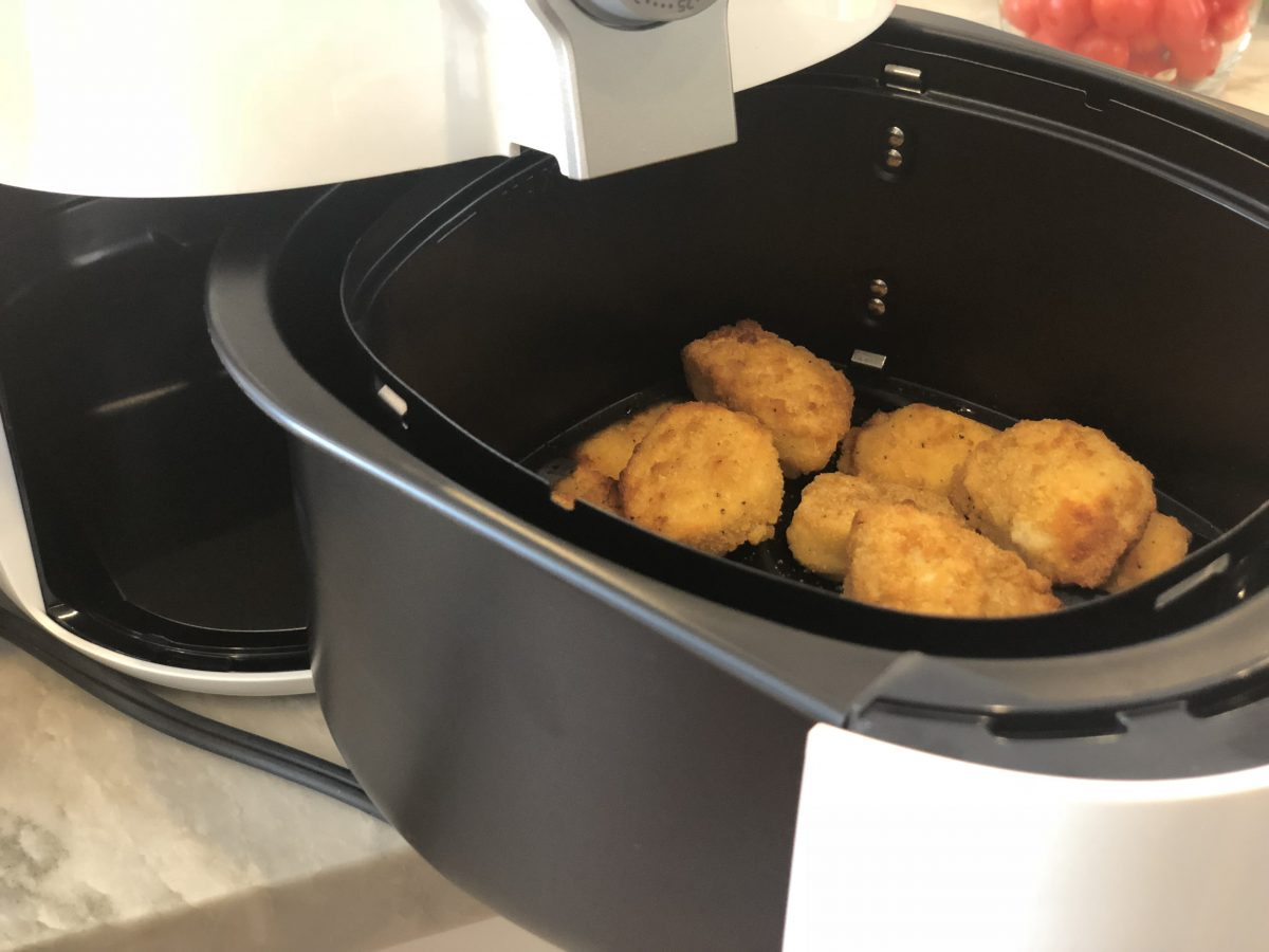 tyson panko chicken nuggets in the air fryer