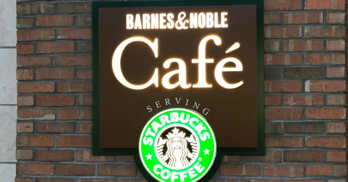 Brand New Starbucks Coffee Barnes And Noble Cafe Apron Free Shipping