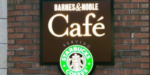 FREE Starbucks Tall Coffee for Barnes & Noble Members