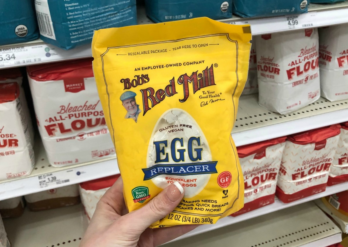 image about Bobs Printable Coupons called Earlier mentioned 50% Off Bobs Pink Mill Flaxseed Evening meal at Emphasis + A lot more