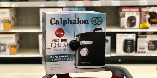 Calphalon Precision Control Slow Cooker Only $69.99 Shipped (Regularly $159.99)