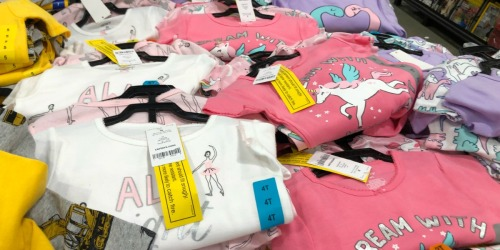 $80 Worth of Kids Clothes Only $48.95 Shipped for Costco Members