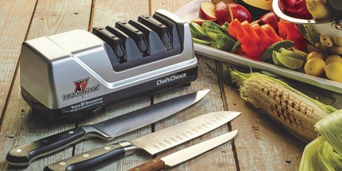 Chef'sChoice Electric Knife Sharpener Only $84.99 (Regularly $210)