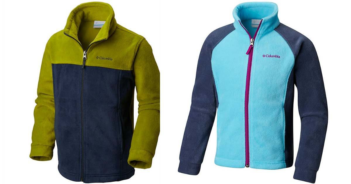 Up to 55% Off Columbia Apparel + Free Shipping Hip2Save