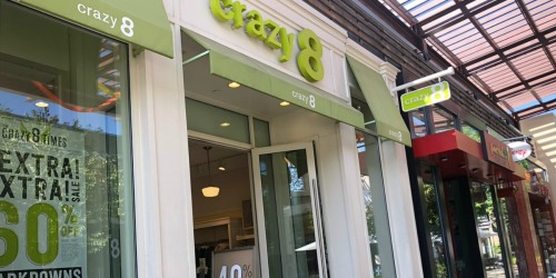 HUGE Crazy 8 Going Out Of Business Sale