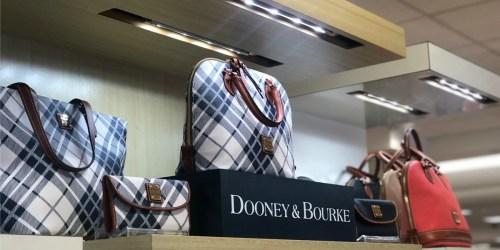 Dooney & Bourke Harding Bag & Clutch Only $149 Shipped (Regularly $326)