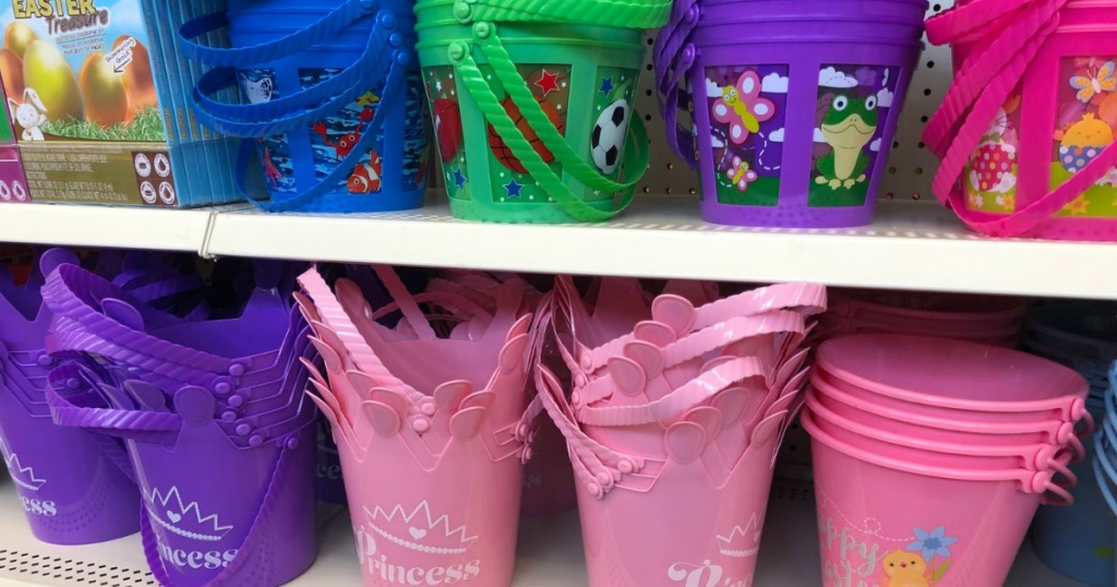 Dollar Tree Easter Items Only $1 (Easter Baskets, Decor