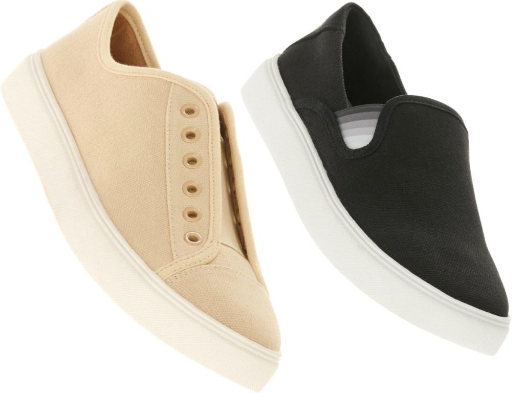 Up To 70 Off Ellen Degeneres Ev1 Apparel Canvas Totes Shoes At