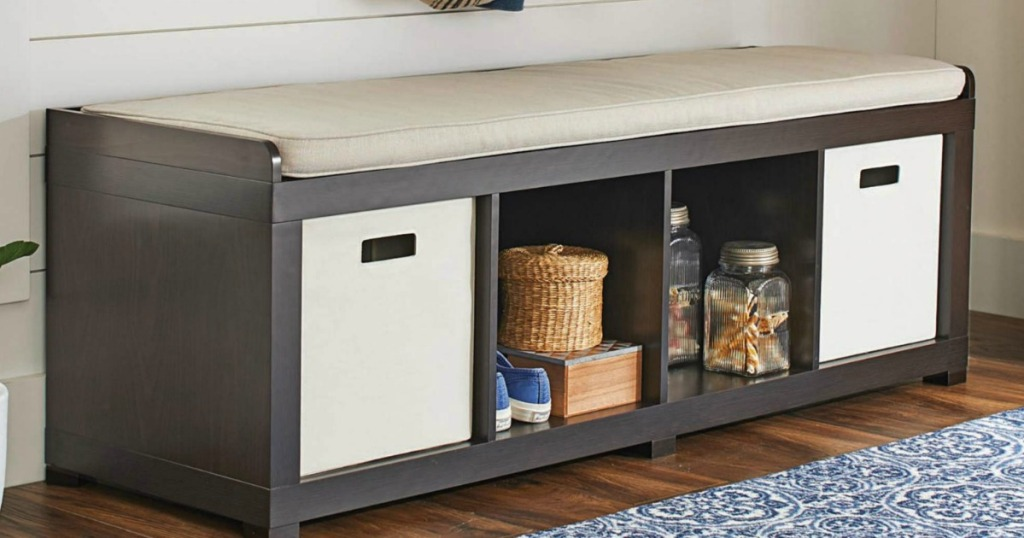 Better Homes And Gardens Storage Bench Only 5999 Shipped