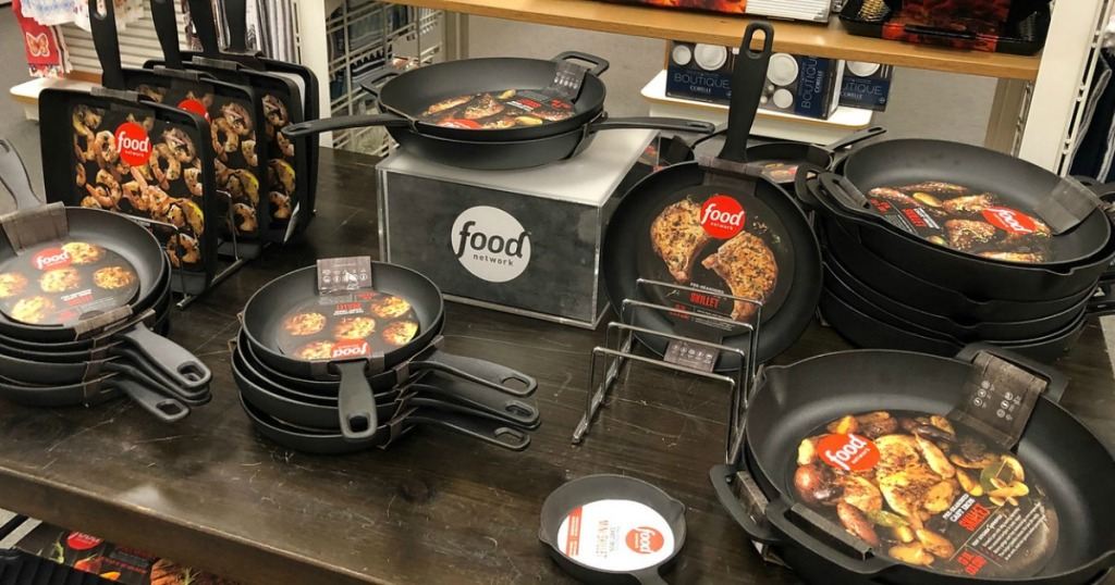 Kohl's Cardholders: Up to 75% Off Food Network Cast Iron
