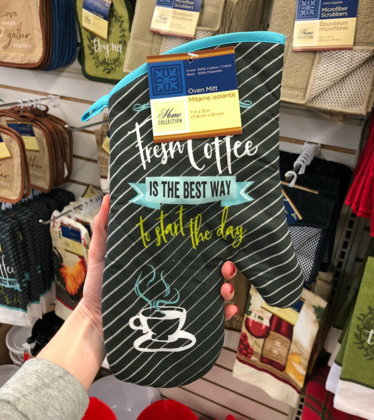 New Coffee Themed Kitchen Items Just $1 At Dollar Tree