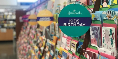 FREE Hallmark Greeting Card ($2 Value)
