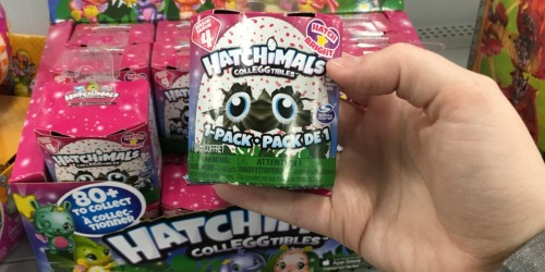 Hatchimals CollEGGtibles Blind Box Possibly Just 99¢ at Best Buy + More