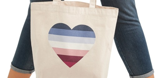 Ellen Degeneres EV1 Graphic Canvas Totes Only $4.99 at Walmart.com (Regularly $9)