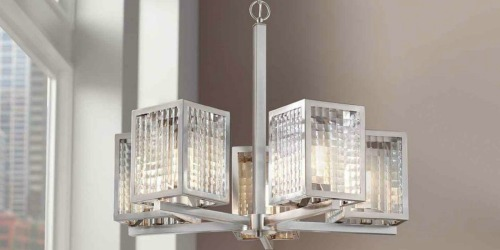 Up to 80% Off Lighting at Home Depot (Pendants, Lamps & More)