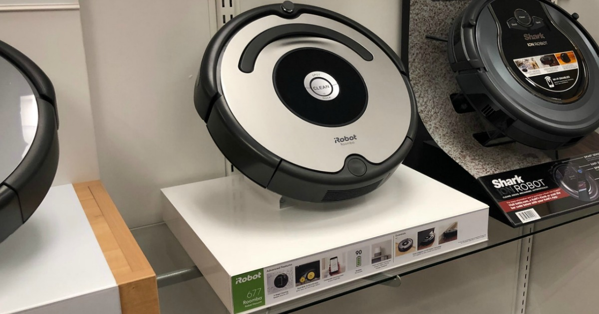 Irobot Roomba Wi Fi Connected Robot Vacuum As Low As 172