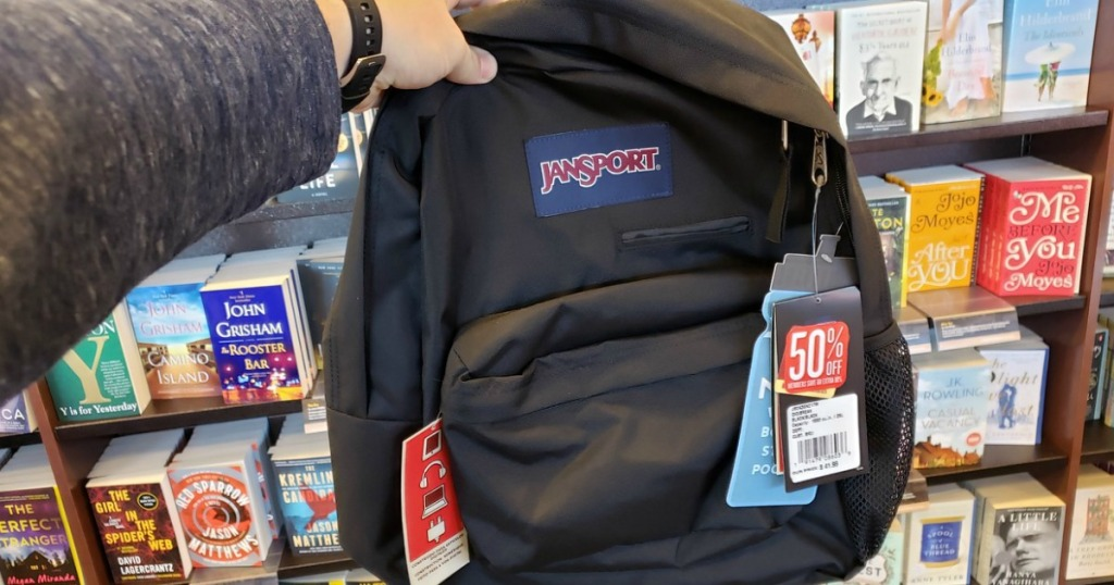 Possibly 50% Off Planners & JanSport Backpacks at Barnes & Noble