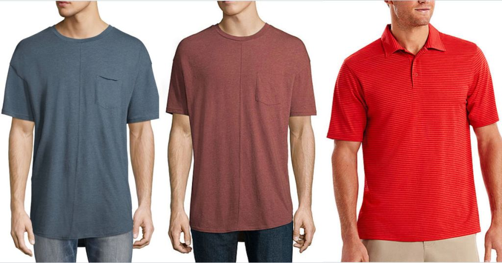 ea3f3ae2 City Streets Mens Crew Neck Short Sleeve T-Shirt $3.79 (regularly $7) Use  the promo code MP6142 (30% off) Final cost $2.65!