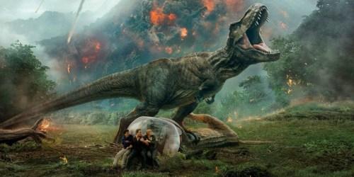 Jurassic World: Fallen Kingdom Steelbook Blu-ray as Low as $8.99 (Regularly $18) & More at Best Buy