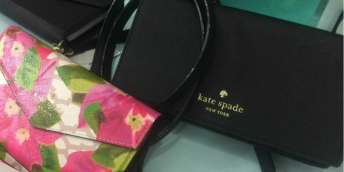 Over 75% Off Kate Spade Bags, Wallets & More
