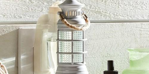 Free Bath & Body Works Lantern Nightlight + Wallflower Refill w/ ANY Purchase + More