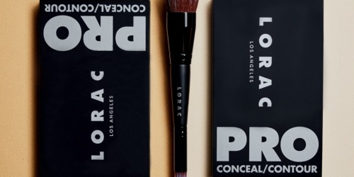 LORAC Pro Conceal/Contour Palette & Brush Only $27 (Regularly $45) + More at Ulta Beauty