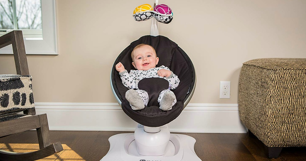 Remarkable 4Moms Mamaroo High Chair Only 191 99 Shipped Regularly Short Links Chair Design For Home Short Linksinfo