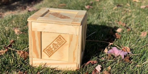 Need a Unique Father's Day Gift For Your Man? Check Out Man Crates