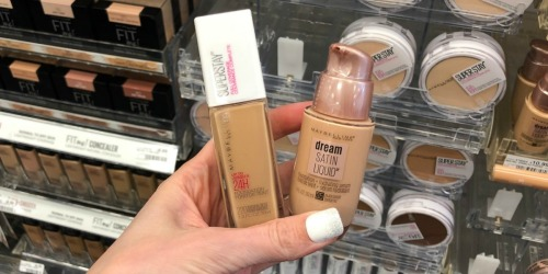 $5 Worth of Maybelline New York Foundation Coupons