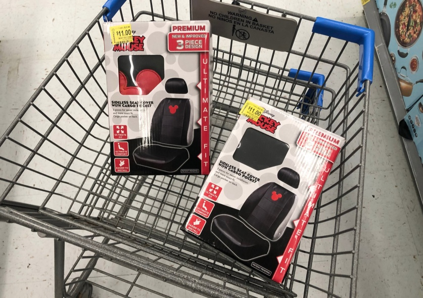 Groovy Possibly Over 50 Off Car Seat Covers At Walmart Hip2Save Dailytribune Chair Design For Home Dailytribuneorg