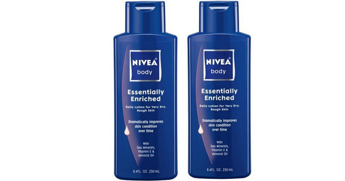 photo about 3.00 Off Nivea Printable Coupon referred to as Significant Truly worth $4/2 Nivea Coupon \u003d Human body Lotion Basically 49¢ Soon after