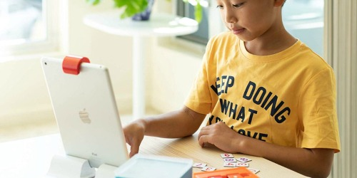 Amazon: Osmo Genius Kit for iPads Only $58.79 Shipped (Regularly $100)