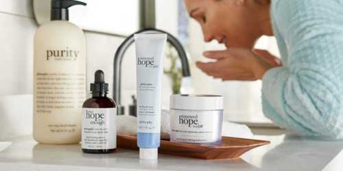 QVC: Philosophy 4-Piece Skincare Kit Only $99 Shipped ($257 Value)