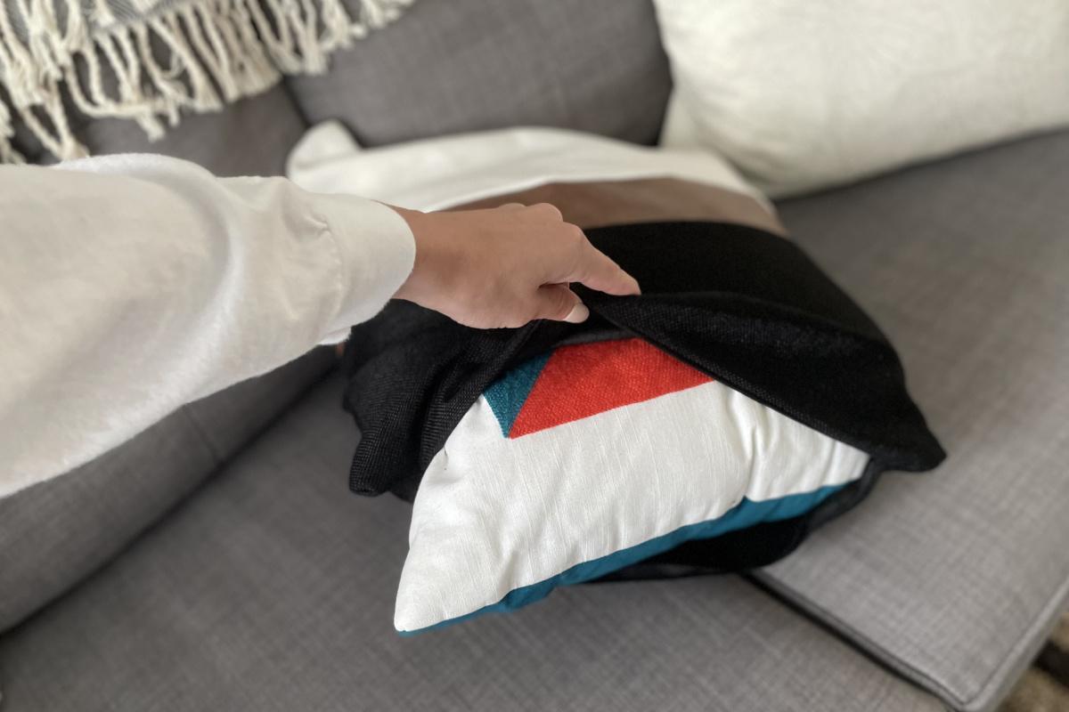 case over pillow