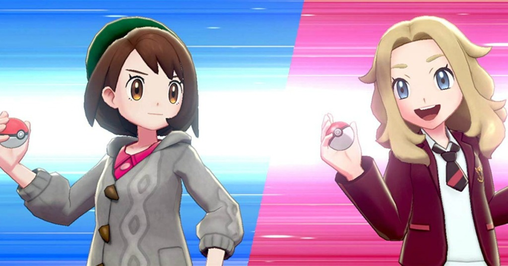 Pokemon Sword Or Shield Nintendo Switch Game Only 53 94 Shipped At