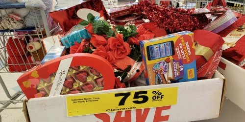 75% off Valentine's Day Clearance at Rite Aid