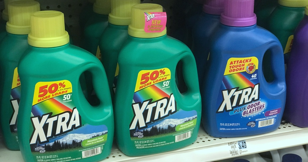 Rite Aid extra laundry detergent