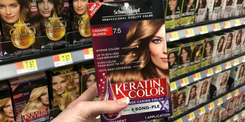 NEW $3/1 Schwarzkopf Hair Color Products Printable Coupon